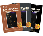 Electric Guitar Diploma Handbooks