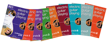 Electric Guitar handbooks